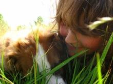 Lovisa with Jack