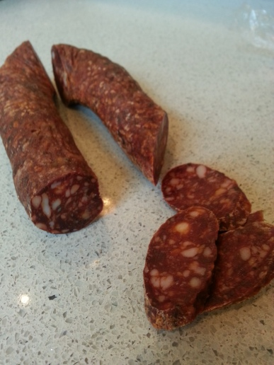 Chirizo Sausage