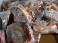 cuts of pork